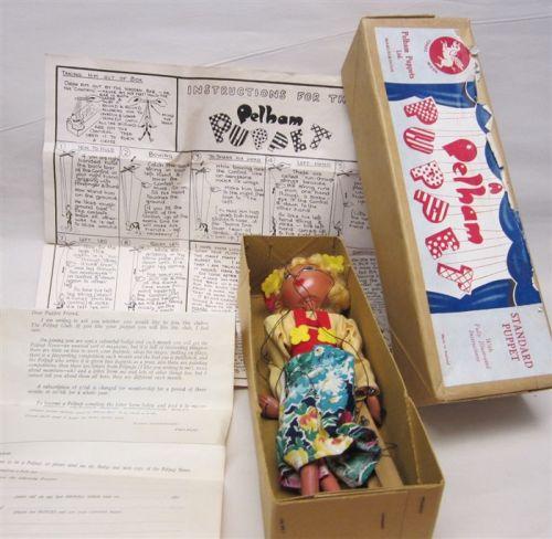 Pelham Dutch Girl Puppet