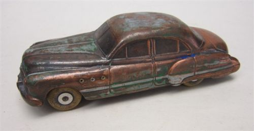 National Products Promo Buick Scale Model Toy Car