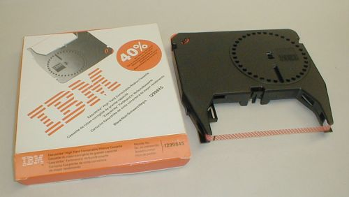 IBM Easystrike Correctable ribbon Cassette 1299845