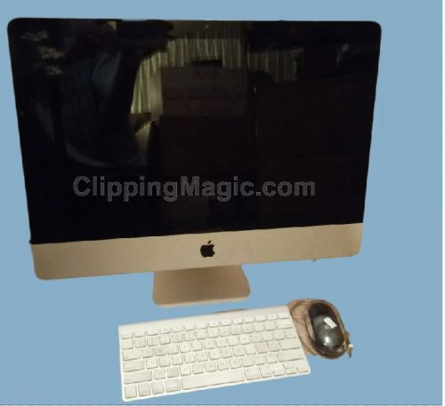 iMac 10.1 Apple Computer