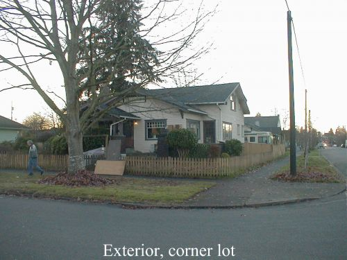 Everett Washington home for sale by owner, 1920 Craftsman