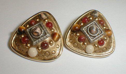 Pair of Michal golan Earrings