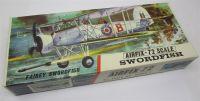 AIRFIX- 72 SCALE SWORDFISH MODEL