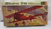Revell Albatros DIII Model airplane