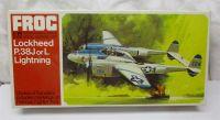 FROG Lockheed P.38J or L Lightning model kit