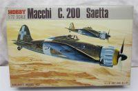 HOBBY Macchi C.200 Saetta aircraft model kit