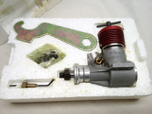 Compression Ignition Model Airplane Engine 2.47