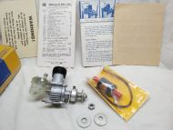 OHLSSON & RICE MODEL ENGINE and Modelectric Spark Ignition Coil
