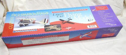 dumas aircraft Curtiss F9C-2-SPARROHAWK