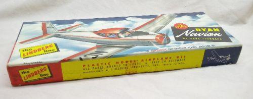 Lindberg Ryan Navion Model Airplane