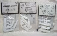 Pegasus Injection Moulded Model Airplane Kits