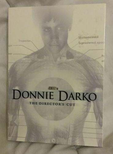 Donnie Darko DVD with Slip case. Director's Cut
