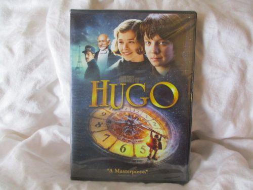 HUGO unopened DVD