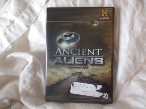 ANCIENT ALIENS SEASON TWO