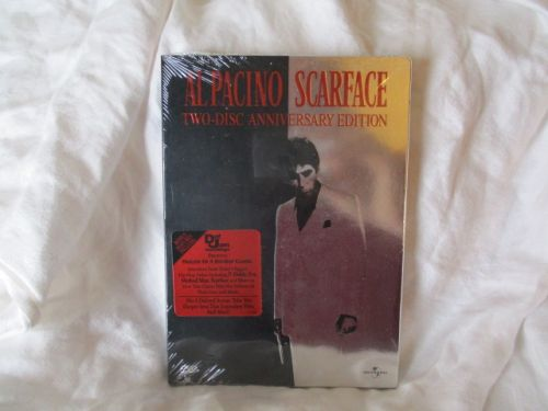 AL PACINO SCARFACE TWO DISC ANNIVERSARY ED