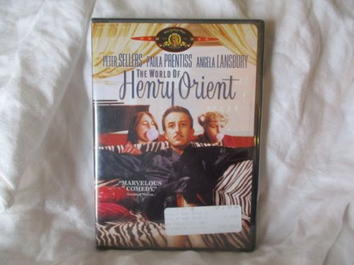 THE WORLD OF HENRY OREINT