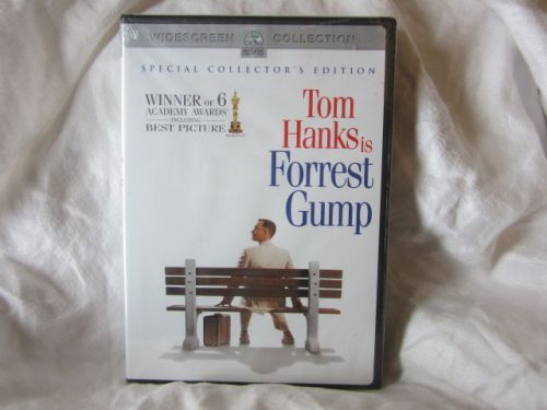 FOREST GUMP SPECIAL COLLECTOR'S EDITION