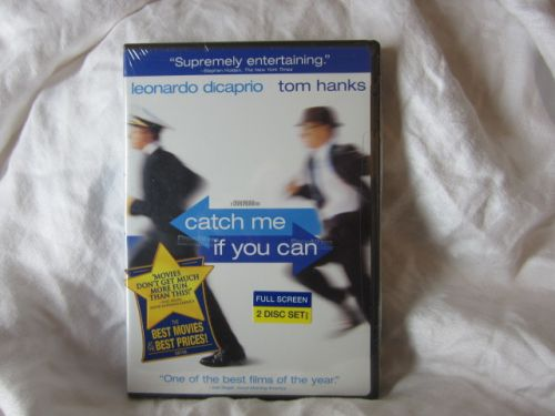CATCH ME IF YOU CAN 2 DISC SET