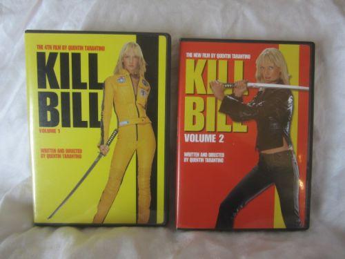 KILL BILL VOLUME 1&2