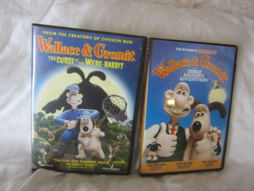 WALLACE & GROMIT ADVENTURES AND CURSE