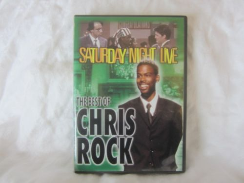 SATURDAY NIGHT LIVE THE BEST OF CHRIS ROCK