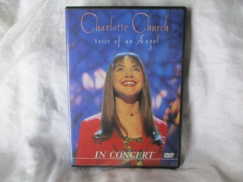 CHARLOTTE CHURCH VOICE OF AN ANGEL