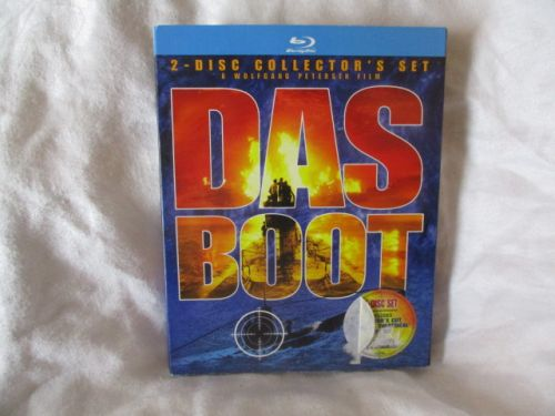 DAS BOOT BLUE-RAY