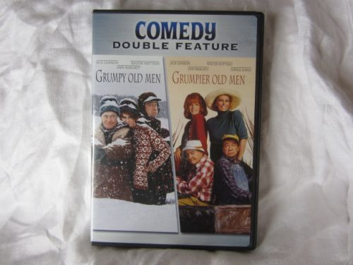 COMEDY DOUBLE FEATURE