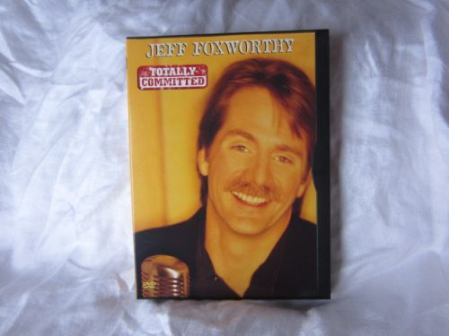 JEFF FOXWORTHY TOTALLY COMMITED