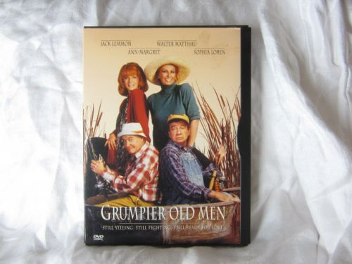 GRUMPY OLDER MEN