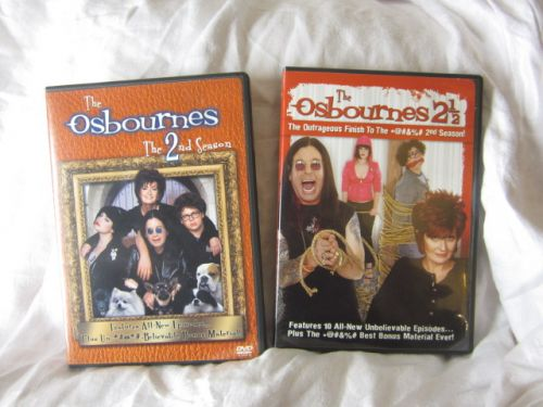 TWO DISCS, THE OSBOURNES